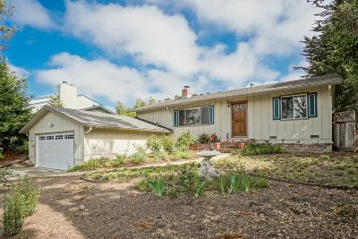 MONTEREY CA Single Family Home For Sale: $825,000