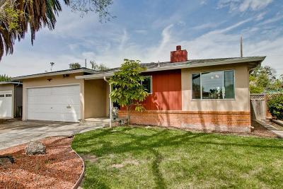 SANTA CLARA Single Family Home For Sale: 2747 Toledo Ave