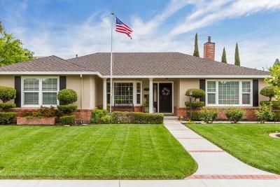 SANTA CLARA Single Family Home For Sale: 172 N Henry Ave