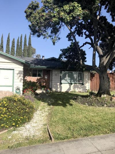 SAN JOSE Single Family Home Contingent: 4696 Ventura Ave