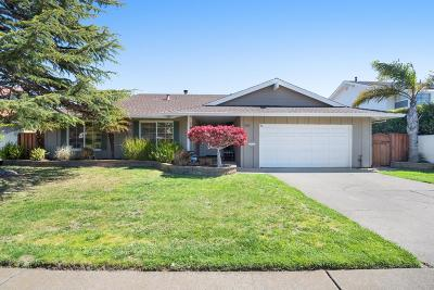 FOSTER CITY Single Family Home For Sale: 919 Lurline Dr