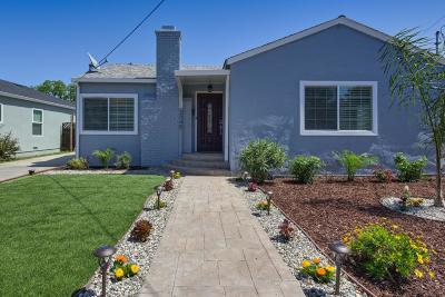 SANTA CLARA Single Family Home For Sale: 2045 Main St