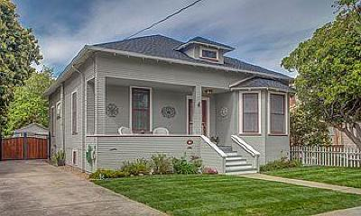 SANTA CLARA Single Family Home For Sale: 1226 Jackson St