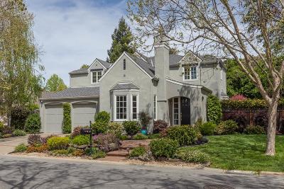 Menlo Park Single Family Home For Sale: 145 Gloria Cir