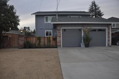 Mountain View Single Family Home For Sale: 35.5 Church St