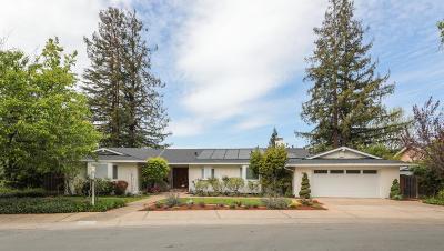 Los Altos Single Family Home For Sale: 401 San Domingo Way
