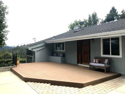 LOS GATOS Single Family Home For Sale: 21515 Madrone Dr