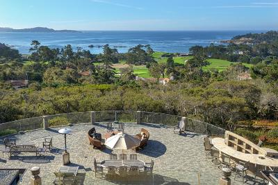 Pebble Beach Single Family Home For Sale: 3347 17 Mile Dr