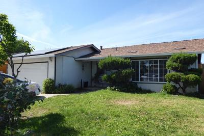 GILROY Single Family Home For Sale: 411 Fellom Ct