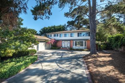 MONTEREY CA Single Family Home For Sale: $1,280,000
