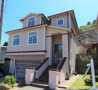 Brisbane, Colma, Daly City, Millbrae, San Bruno, South San Francisco Single Family Home For Sale: 66 Franklin Ave