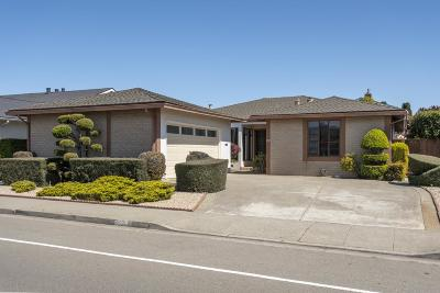 FOSTER CITY Single Family Home For Sale: 832 Marlin Ave