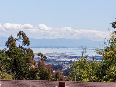 San Bruno Single Family Home For Sale: 2311 Evergreen Dr