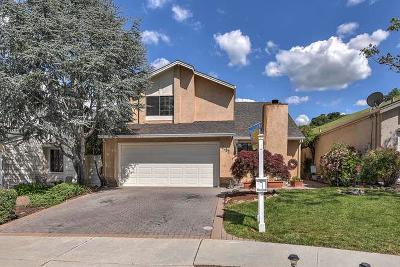 SAN JOSE CA Single Family Home For Sale: $998,998