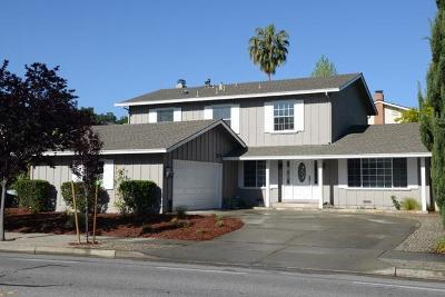 Cupertino Single Family Home For Sale: 11411 Bubb Rd