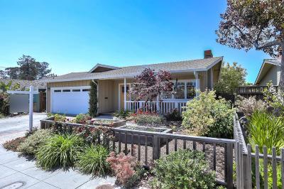 Santa Cruz Single Family Home For Sale: 109 Francis Ct