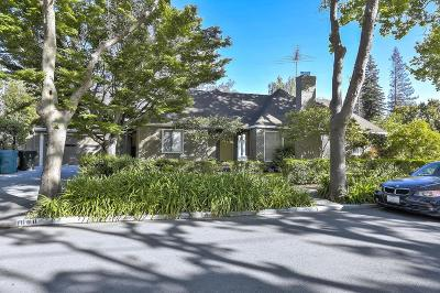 PALO ALTO Single Family Home For Sale: 660 Seale Ave