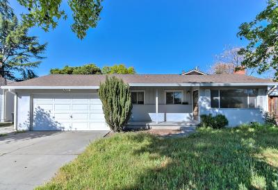 SAN JOSE Single Family Home For Sale: 3167 Jarvis Ave