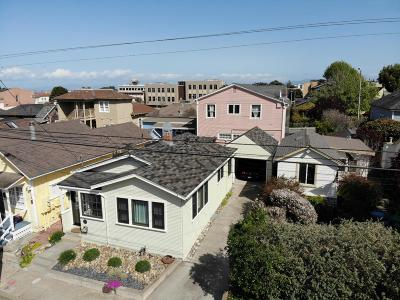 Pacific Grove Single Family Home For Sale: 223 18th St