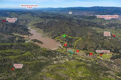 MORGAN HILL Residential Lots & Land For Sale: 77613004 Uvas Rd