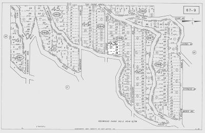 WOODSIDE CA Residential Lots & Land For Sale: $45,000
