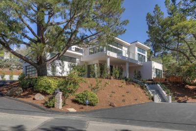 LOS ALTOS CA Single Family Home For Sale: $6,495,000