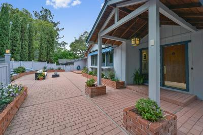LOS GATOS Single Family Home For Sale: 17211 Deer Park Rd