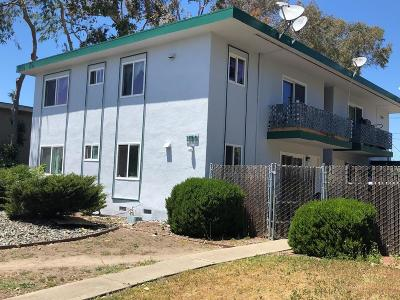 MILPITAS Multi Family Home For Sale: 1559 E Calaveras Blvd