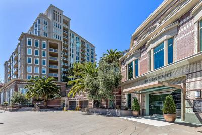 SAN FRANCISCO Condo For Sale: 88 King St 416