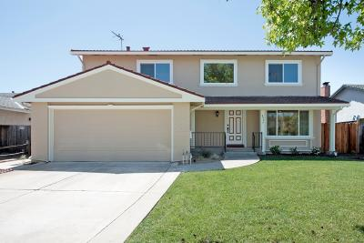SAN JOSE Single Family Home For Sale: 4975 Minas Dr