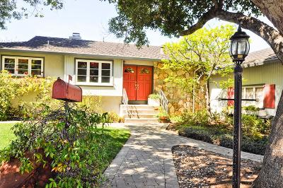 SAN MATEO Single Family Home For Sale: 1550 Seneca Ln