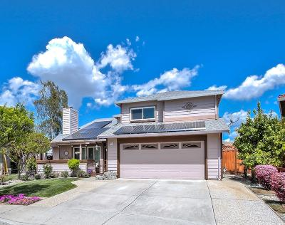 Gilroy Single Family Home For Sale: 8534 Otoole Ct