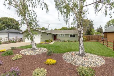 CAMPBELL Single Family Home For Sale: 272 Calado Ave