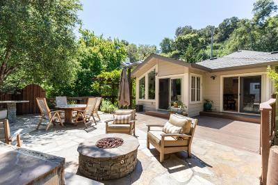 REDWOOD CITY Single Family Home For Sale: 669 Sylvan Way