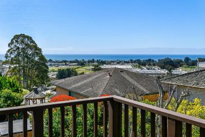 Santa Cruz Single Family Home For Sale: 123 Alamo Ave