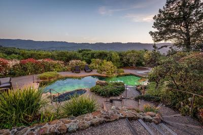 Portola Valley Single Family Home For Sale: 880 Westridge Dr