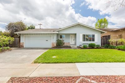 Sunnyvale Single Family Home For Sale: 786 Fife Way