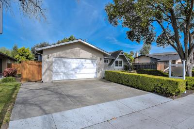 Santa Clara Single Family Home For Sale: 2079 Fordham Dr