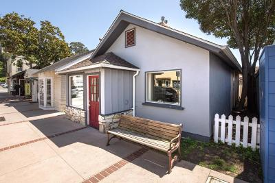 Capitola Single Family Home For Sale: 111 Capitola Ave