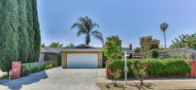 San Jose Single Family Home For Sale: 1461 Lochner Dr