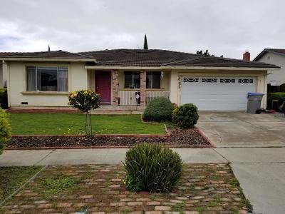 SAN JOSE Single Family Home For Sale: 2769 Glen Firth Dr