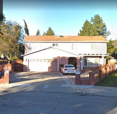 SAN JOSE CA Single Family Home For Sale: $1,399,999