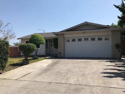 SAN JOSE CA Single Family Home For Sale: $858,000