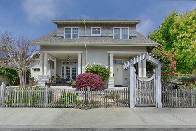 Santa Cruz County Single Family Home For Sale: 509 Forbes St