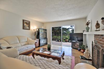 Monterey Single Family Home For Sale: 551 Dry Creek Rd