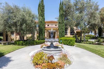 HOLLISTER Single Family Home For Sale: 6465 Vineyard Estates Dr