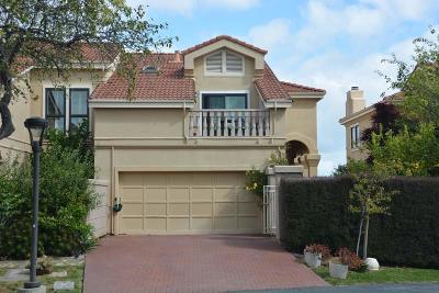 SAN CARLOS Townhouse For Sale: 8 Geranium Ln