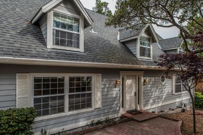 Monterey Single Family Home For Sale: 490 Dry Creek Rd