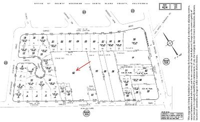 Los Gatos Residential Lots & Land For Sale: 16769 Farley Rd