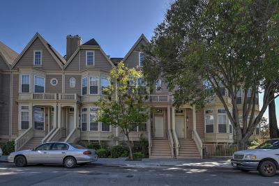 MOUNTAIN VIEW Townhouse For Sale: 230 Bryant St 8